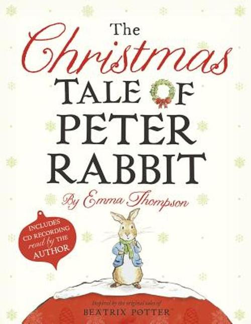 The Christmas Tale of Peter Rabbit book
