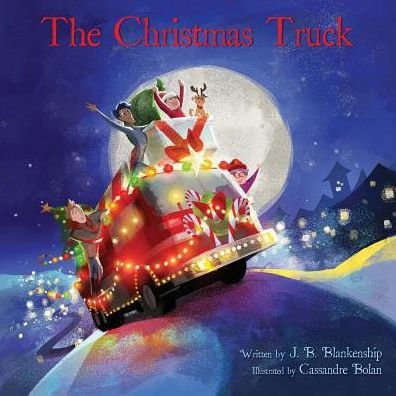The Christmas Truck book