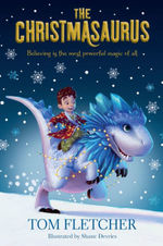 The Christmasaurus book