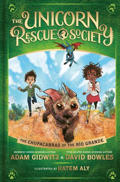 The Chupacabras of the Río Grande book