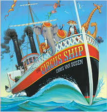 The Circus Ship book