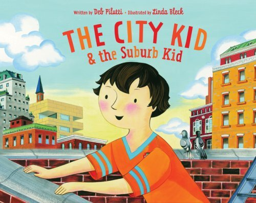 The City Kid & the Suburb Kid book