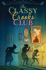 The Classy Crooks Club book