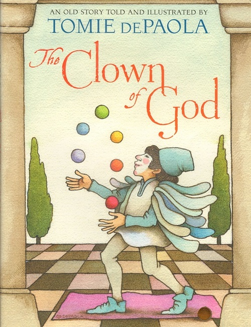 The Clown of God book