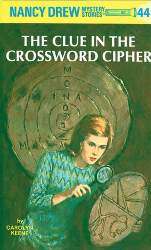 The Clue in the Crossword Cipher book