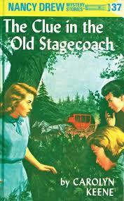 The Clue in the Old Stagecoach book