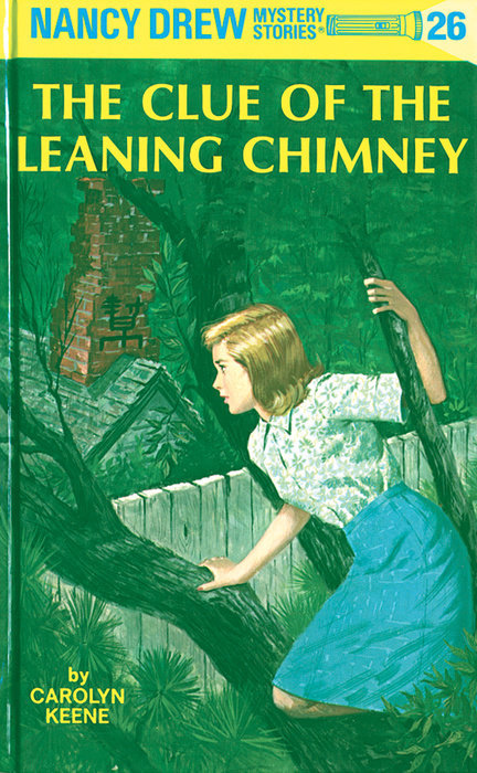 The Clue of the Leaning Chimney book