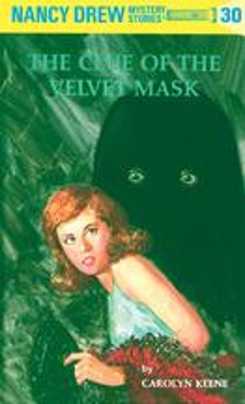 The Clue of the Velvet Mask book