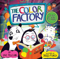 The Color Factory book