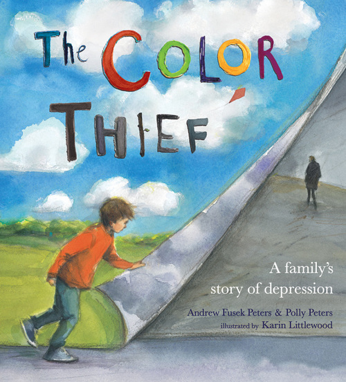 The Color Thief book