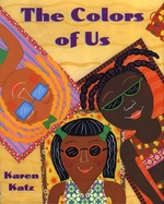 The Colors of Us book