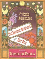 The Comic Adventures of Old Mother Hubbard and Her Dog book