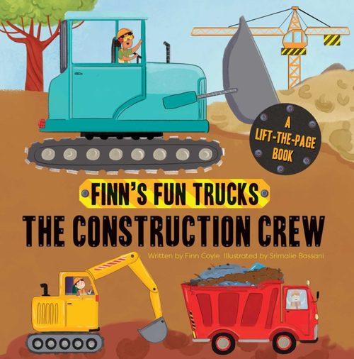 The Construction Crew book