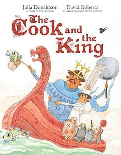 The Cook and the King book