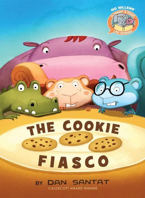The Cookie Fiasco book