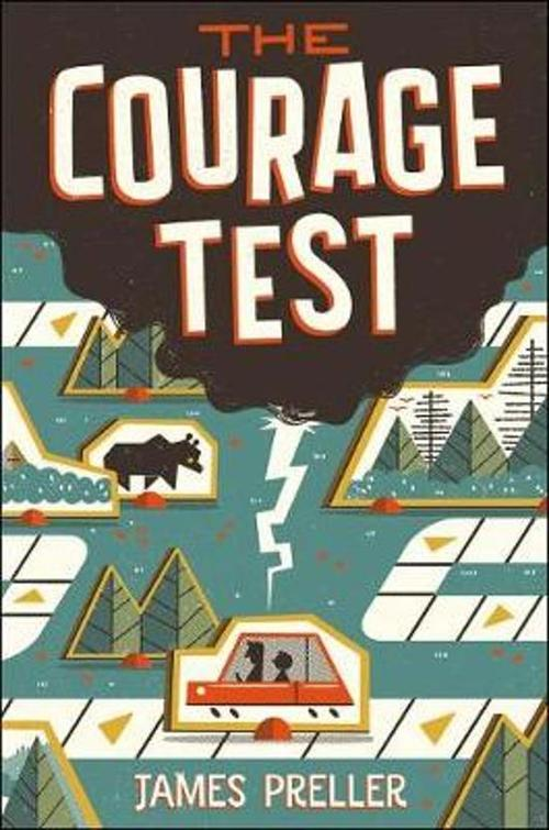 The Courage Test book