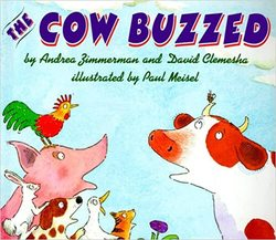 The Cow Buzzed book