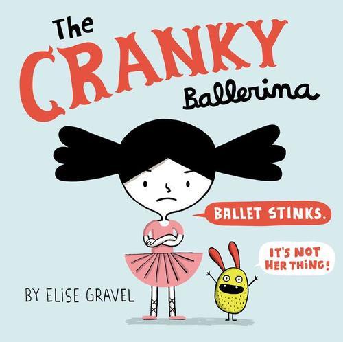 The Cranky Ballerina book