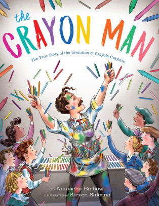 The Crayon Man book