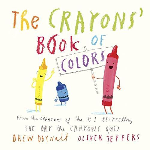 The Crayons' Book of Colors book