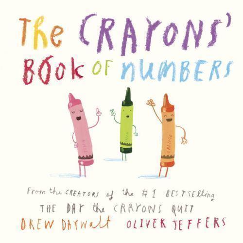 The Crayons' Book of Numbers book