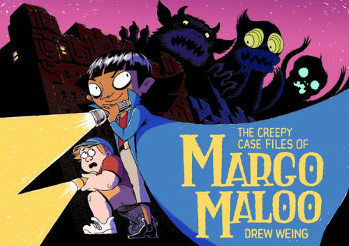 The Creepy Case Files of Margo Maloo book