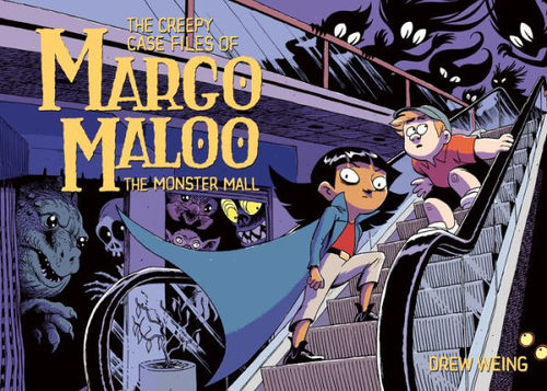 The Creepy Case Files of Margo Maloo: The Monster Mall book