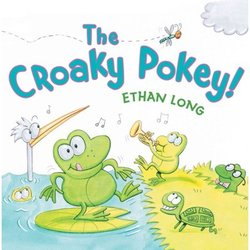 The Croaky Pokey! book