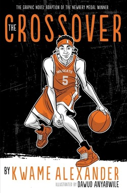 The Crossover (Graphic Novel) book