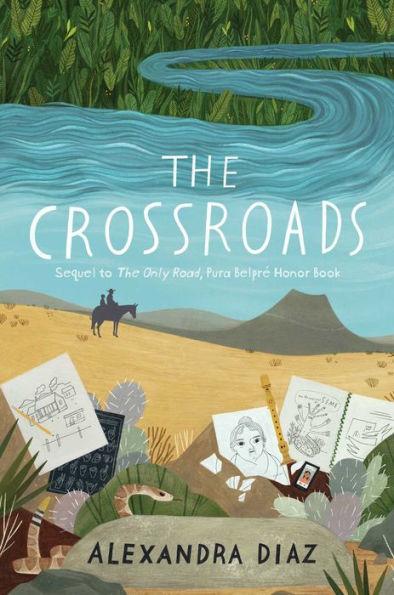 The Crossroads book