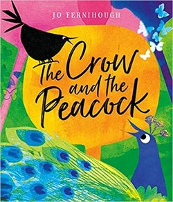 The Crow and the Peacock book