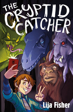 The Cryptid Catcher book