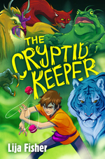 The Cryptid Keeper book