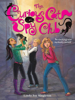 The Curious Cat Spy Club book