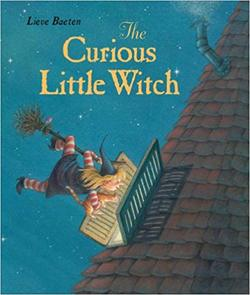 The Curious Little Witch book