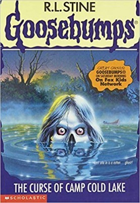 The Curse Of Camp Old Lake book