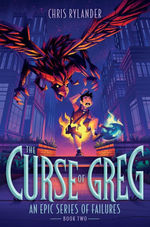 The Curse of Greg book