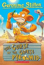 The curse of the cheese pyramid book