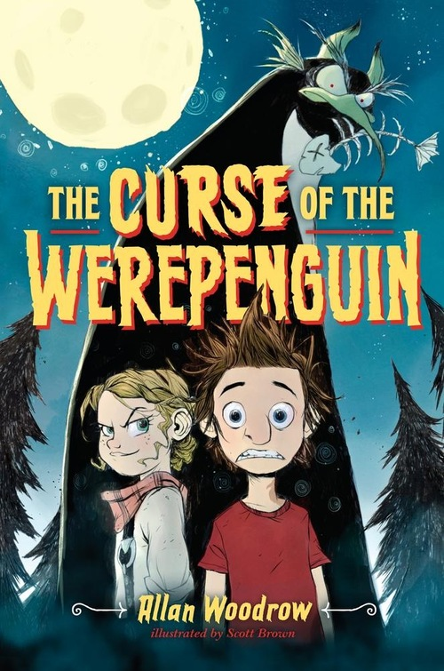 The Curse of the Werepenguin book