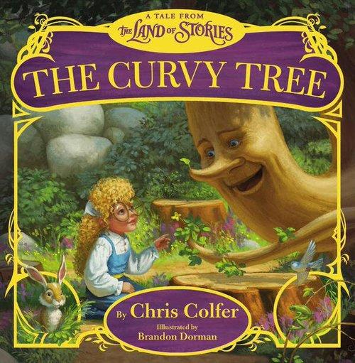 The Curvy Tree book