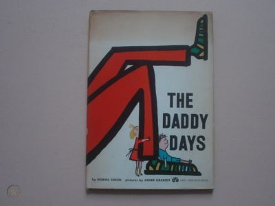 The Daddy Days book