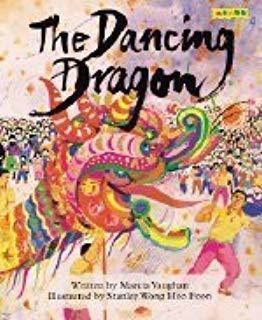 The Dancing Dragon book