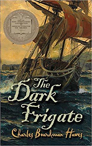 The Dark Frigate book