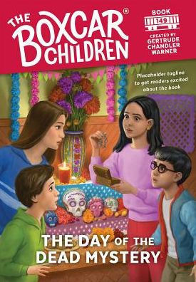 The Day of the Dead Mystery book