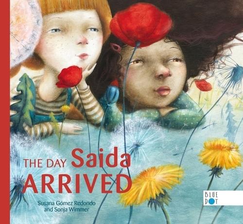 The Day Saida Arrived book