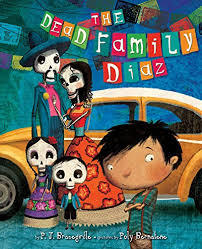 The Dead Family Diaz book