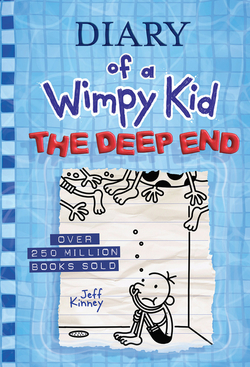 The Deep End book