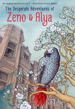 The Desperate Adventures of Zeno and Alya book
