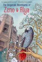 The Desperate Adventures of Zeno and Alya book