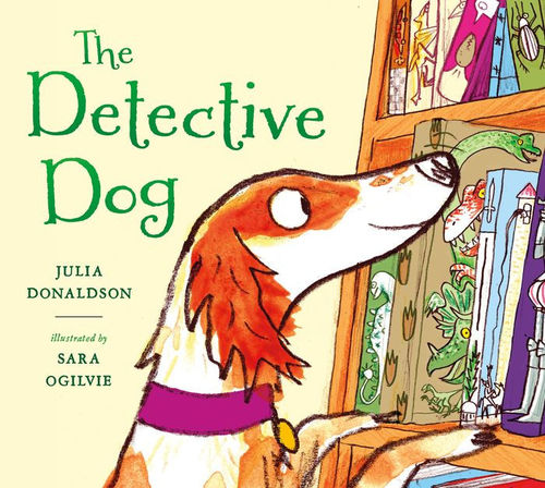 The Detective Dog book